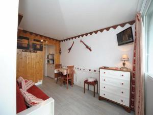 Apartment Les charmettes, Appartamenti  Les Menuires - big - 6