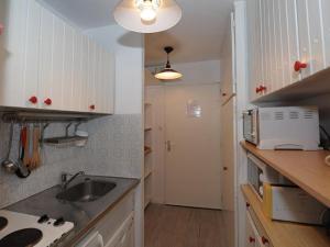 Apartment Les charmettes, Appartamenti  Les Menuires - big - 8
