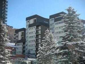 Apartment Les charmettes, Appartamenti  Les Menuires - big - 9