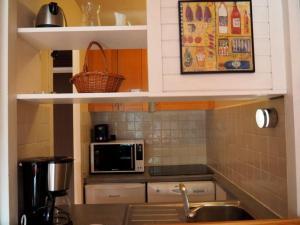 Apartment Armoise, Appartamenti  Les Menuires - big - 3