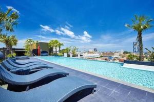 The Chezz Central Pattaya By Atchillspace