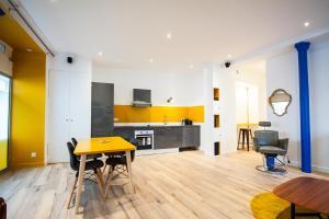 Flatnco Loft leMarais/ Bastille, Apartmány  Paríž - big - 4