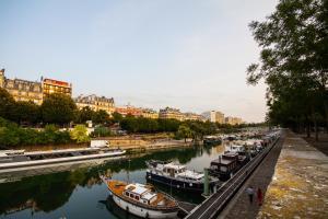Flatnco Loft leMarais/ Bastille, Apartmány  Paríž - big - 10