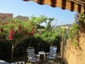 Apartment Parcs de la fouasse, Apartmanok  Le Lavandou - big - 9