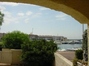 Apartment Palmyra, Apartmány  Le Barcarès - big - 5
