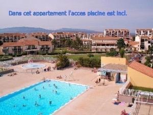Apartment Palmyra, Apartmány  Le Barcarès - big - 9