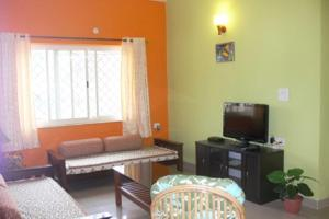 1 BR Apartment in Sailgao, Saligao, by GuestHouser (9B20), Apartmány  Saligao - big - 10