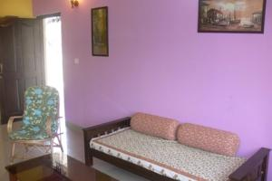 1 BR Apartment in Sailgao, Saligao, by GuestHouser (9B20), Apartmány  Saligao - big - 5