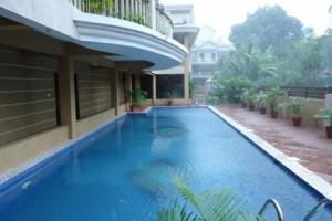 1 BR Apartment in Sailgao, Saligao, by GuestHouser (9B20), Apartmány  Saligao - big - 4