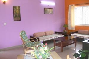 1 BR Apartment in Sailgao, Saligao, by GuestHouser (9B20), Apartmány  Saligao - big - 3