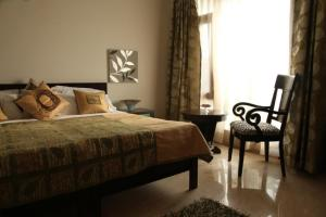 1 BHK Apartment in Greater Kailash, New Delhi, by GuestHouser (62FD), Ferienwohnungen  Neu-Delhi - big - 2