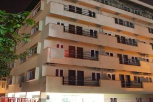2 BHK in Hebbal, Bengaluru, by GuestHouser 26574, Apartmány  Bangalore - big - 3
