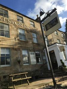Alston House Hotel, Hostince  Alston - big - 1