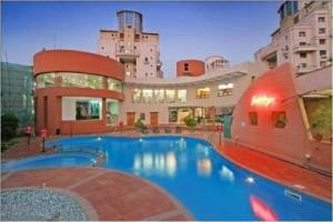 1 BR Apartment in Kalyani Nagar, Pune, by GuestHouser (6835)