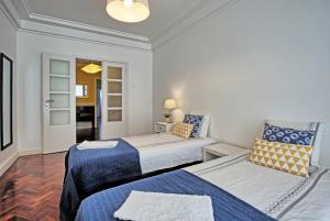 Liverpool Terrace, Appartamenti  Lisbona - big - 14