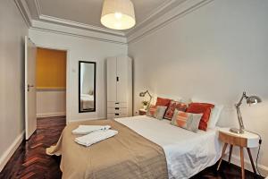 Liverpool Terrace, Appartamenti  Lisbona - big - 20