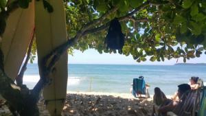 Quitinete Praia Vermelha Norte, Ferienhäuser  Ubatuba - big - 10