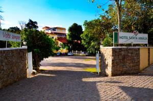 Hotel Santa Amalia, Hotely  Vassouras - big - 20