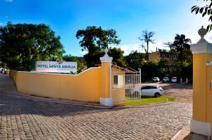 Hotel Santa Amalia, Hotely  Vassouras - big - 21