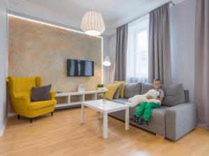 Apartament Aurora, Appartamenti  Cracovia - big - 174