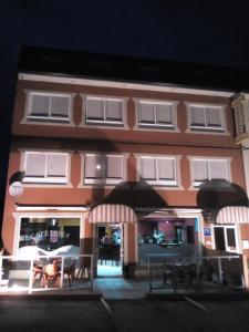 Hospedaxe-Cafeteria Don Manuel