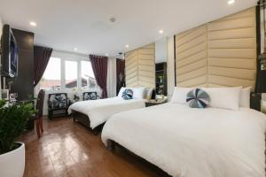 Splendid Holiday Hotel, Отели  Ханой - big - 38
