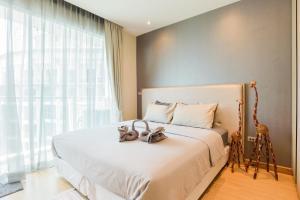 Sky walk condominium, Apartments  Bangkok - big - 40