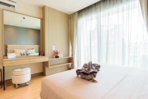 Sky walk condominium, Apartments  Bangkok - big - 41