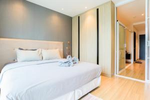 Sky walk condominium, Apartments  Bangkok - big - 42