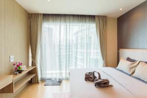 Sky walk condominium, Apartments  Bangkok - big - 43