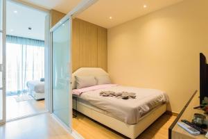 Sky walk condominium, Apartments  Bangkok - big - 47