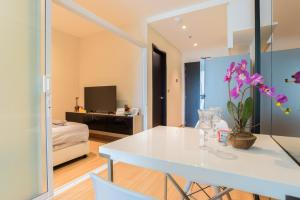Sky walk condominium, Apartments  Bangkok - big - 50