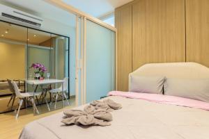Sky walk condominium, Apartments  Bangkok - big - 52