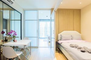 Sky walk condominium, Apartments  Bangkok - big - 53