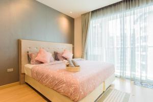 Sky walk condominium, Apartments  Bangkok - big - 56