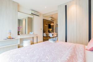 Sky walk condominium, Apartments  Bangkok - big - 57