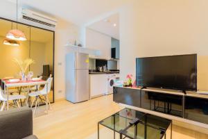 Sky walk condominium, Apartments  Bangkok - big - 34