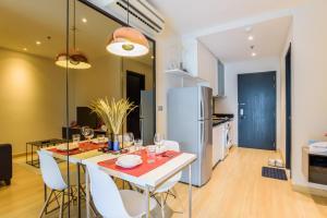 Sky walk condominium, Apartments  Bangkok - big - 35