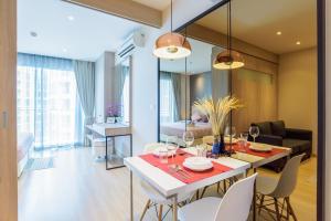 Sky walk condominium, Apartments  Bangkok - big - 29