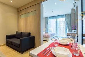 Sky walk condominium, Apartments  Bangkok - big - 36