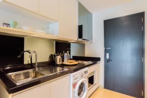 Sky walk condominium, Apartments  Bangkok - big - 38