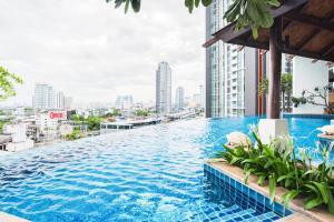Sky walk condominium, Apartments  Bangkok - big - 64