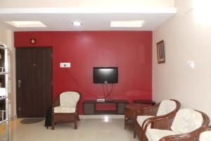 2 BHK Apartment in Salt Lake, Kolkata, by GuestHouser (D8F3), Апартаменты  Калькутта - big - 7