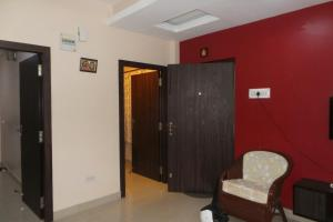2 BHK Apartment in Salt Lake, Kolkata, by GuestHouser (D8F3), Апартаменты  Калькутта - big - 3