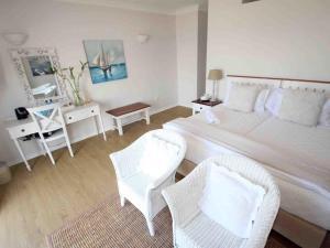 Двухместный номер Делюкс с 1 кроватью или 2 отдельными кроватями, вид на море