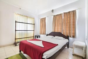 1 BHK Apartment in Mathias Tower, Chikkamagaluru, by GuestHouser (D5F7), Apartmány  Chikmagalūr - big - 10