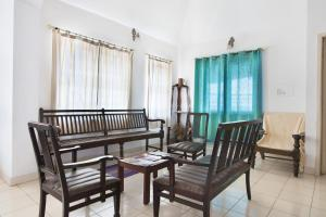 1 BHK Apartment in Mathias Tower, Chikkamagaluru, by GuestHouser (D5F7), Apartmány  Chikmagalūr - big - 3