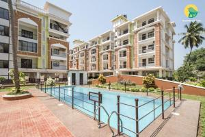 1 BHK with a pool, by GuestHouser