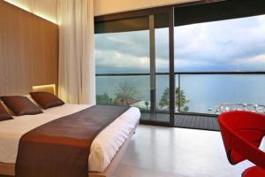 Eolian Milazzo Hotel, Отели  Милаццо - big - 13