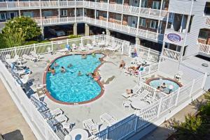 Tiffanie by the Sea 118 Condo, Apartments  Ocean City - big - 2